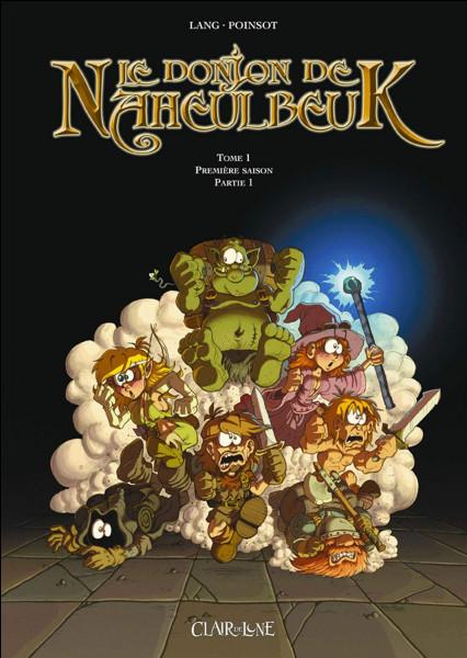 """La bande dessinée """"Le Donjon de Naheulbeuk"""" fait référence à quel film ?"""