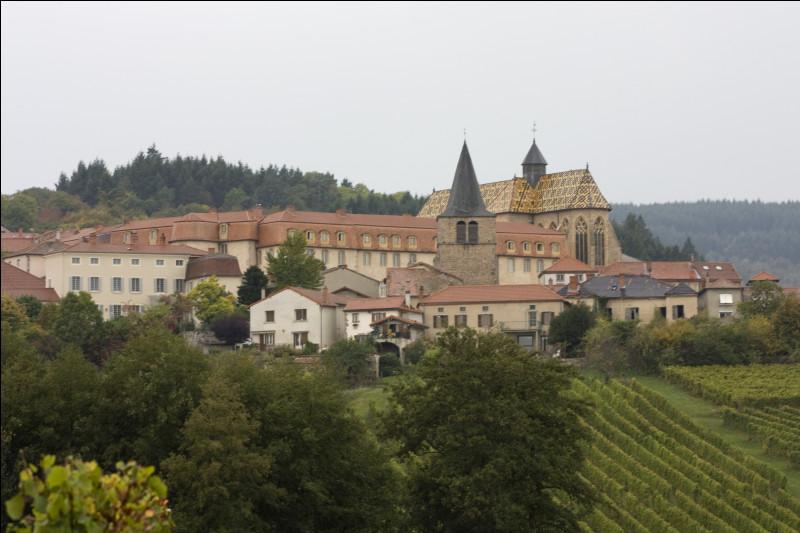 Ambierlé, village du livre depuis 2000, avec huit librairies, situé sur les hauteurs aux limites du Forez et du Bourbonnais, se trouve dans le département de la / du ...