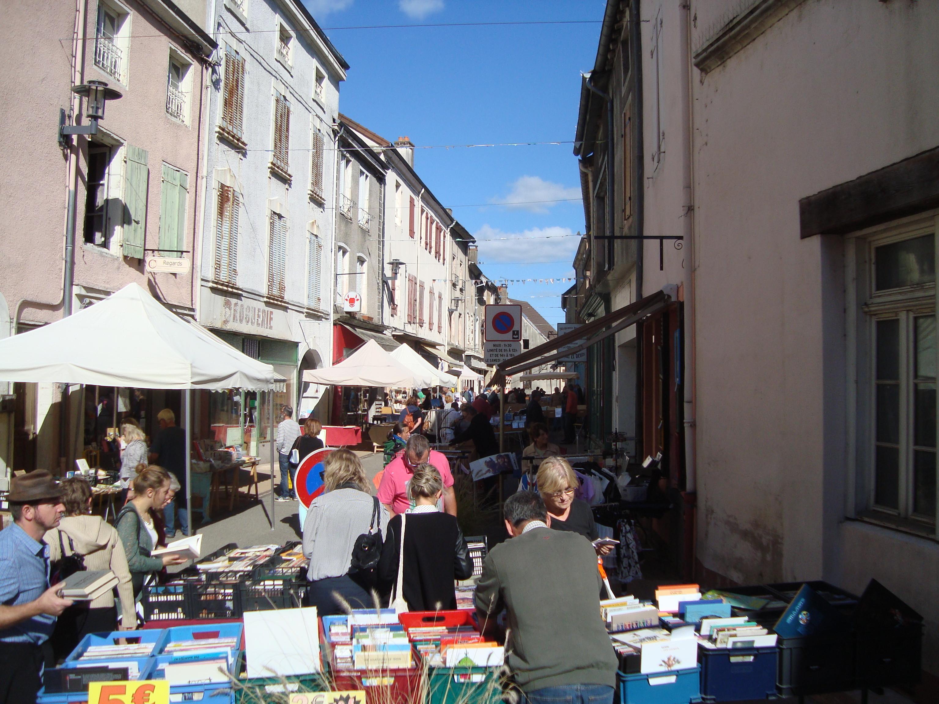 Villes et villages du livre