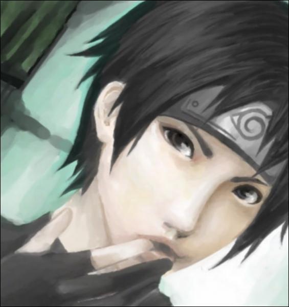 (Sai) Pourquoi tente-t-il d'embrasser Naruto sur la bouche ?