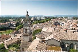 Dans quel département se trouve la ville de Montélimar ?