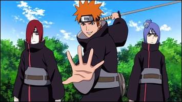 Comment s'appellent les trois fondateurs de l'Akatsuki ?