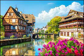 Quel est le chef lieu de l'Alsace ?