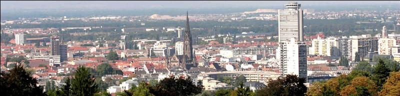 En 2020, la population de l'Alsace était de...