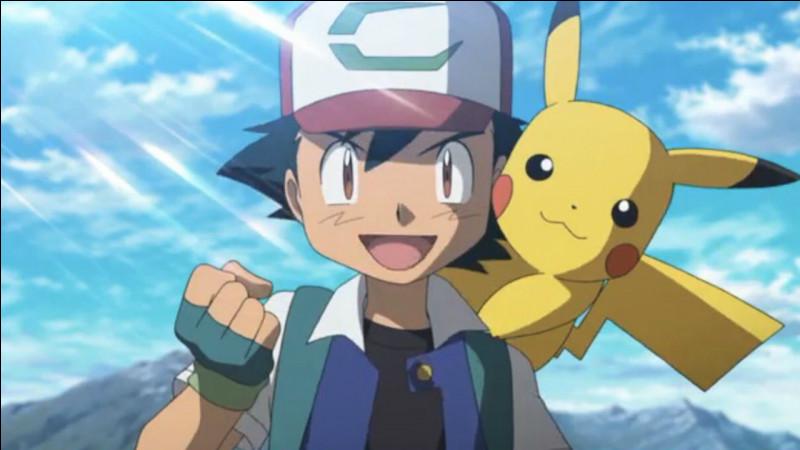 Sur le dos de quel Pokémon volent Sacha et Goh ?