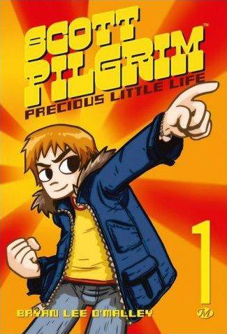 Scott Pilgrim : Precious Little Life 2/2