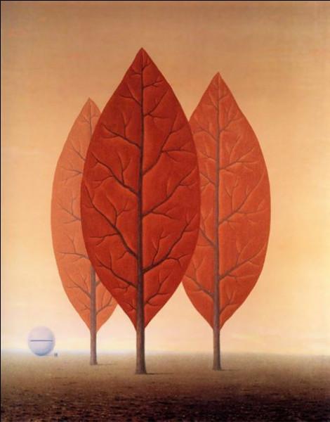 """À quel peintre surréaliste doit-on le tableau """"Les Princes de l'automne"""" ?"""
