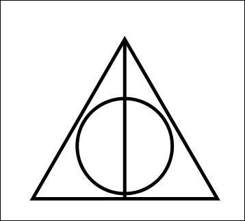 La pierre de résurrection est représentée par un cercle.