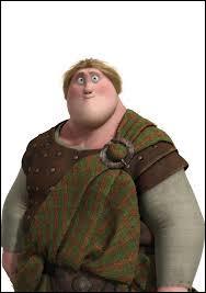 Le fils MacGuffin, qui participe à une épreuve de tir à l'arc, est l'un des prétendants d'une jolie princesse. Quel est son prénom ?