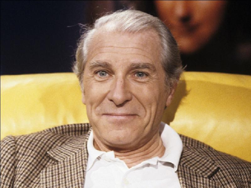 Qui est cet acteur, réalisateur, metteur en scène et scénariste français, auteur de la chanson parodique ''La Vache à mille francs'' ?