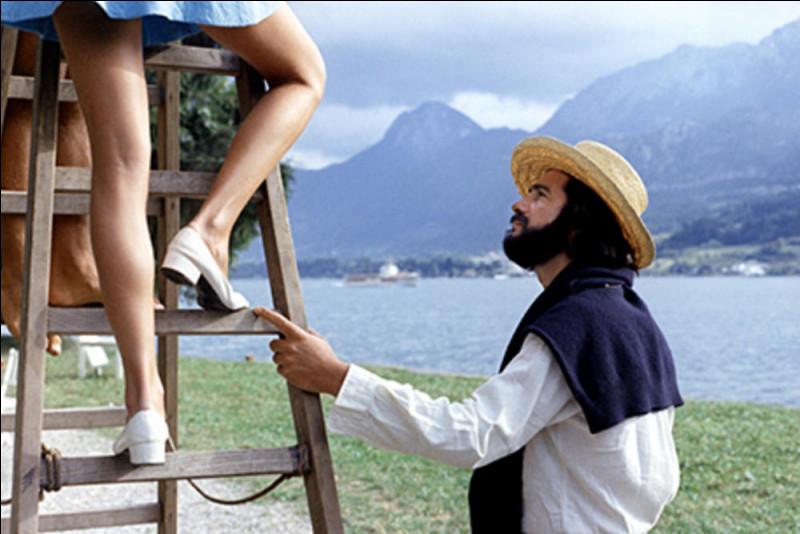En 1970 Éric Rohmer a réalisé un film où il était question de genou(x). Quel en est le titre ?