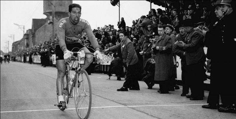 Il a gagné mais qui était 2e ? En 1955 ce Français l'emporte devant Fausto Coppi : de qui s 'agit-il ?