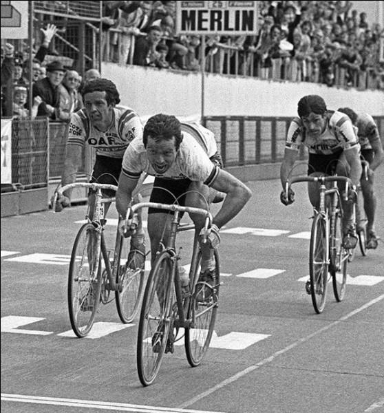 Il l'a emporté en 1981 devant de Vlaeminck et Moser : qui est-ce ?