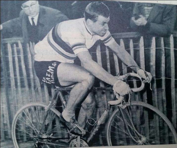 En avril 1962, une semaine après avoir remporté le Tour des Flandres, il gagne son deuxième Paris-Roubaix, après celui de 1961 et avant un troisième succès en 1965 :