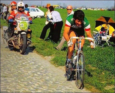 Cet Italien est le premier coureur non Belge à remporter trois fois la course, en 1978, 1979 et 1980 :