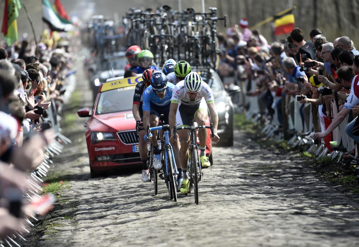 Paris-Roubaix, course de légende