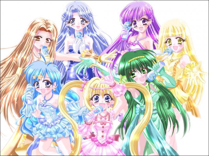 Qui sont les deux mermaid princess soeurs jumelles ?