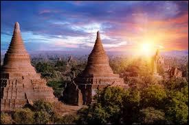 Géographie : Sur quel continent se situe la Birmanie ?