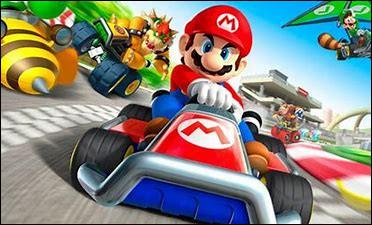 """Avec un invité, ils jouent à l'une des versions du jeu """"Mario Kart"""" et le perdant doit donner sa carte bleue aux deux autres qui lui achètent quelque chose d'inutile, encombrant et cher. Dans l'épisode du 1er juillet 2018, la partie se déroule dans un vrai karting avec les youtubeurs Squeezie, Cyprien, Natoo et Cyril. Comment s'appelait ce jeu ?"""