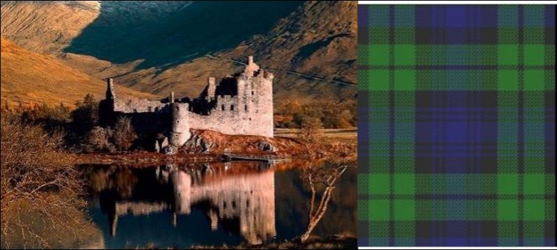 Kilchurn > Ce magnifique château fut construit par le clan ... (Retrouvez leur nom !)