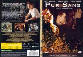 """""""Pur Sang, la legende de Seabiscuit"""" est un long-métrage joué par Jeff Bridges."""