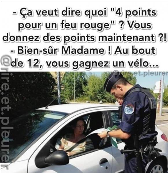 Un policier de proximité est un policier qui tire à bout portant !