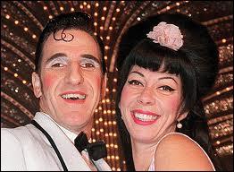 Comment s'appelle la cousine du duo que l'on a découvert dans l'émission de Patrick Sébastien ' le plus grand cabaret du monde ' ?