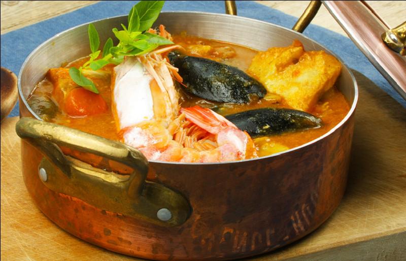 Quelle sauce accompagne traditionnellement la ''Bouillabaisse'' (soupe de poissons) ?