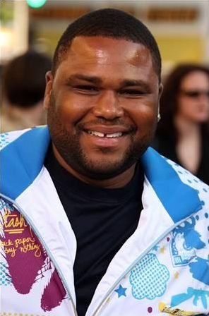 Acteur cool : Anthony Anderson