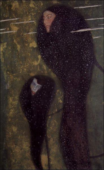 Il a 27 ans lorsqu'il peint cette toile. De qui s'agit-il ?