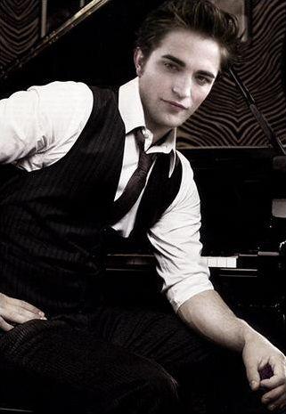 Acteur de Twilight : Robert Pattinson