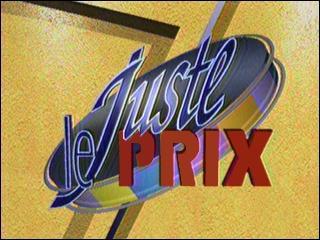 Le Juste Prix est/a été animé par :