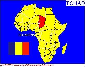La capitale du Tchad est N'Djamena , ses habitants sont Tchadiens et la monnaie utilisée est le franc CFAC