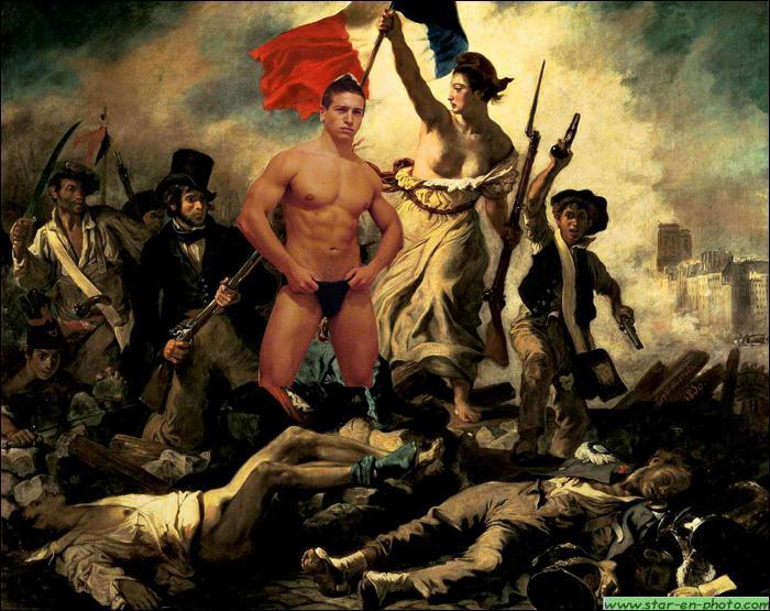 En 1789, Mickaël Vendetta épaule les sans-culottes dans leur révolution. Cet évenement inspire un célèbre tableau à...