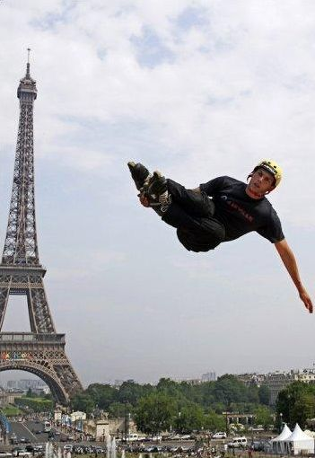 Le record du monde de Taïg Khris