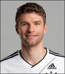 Qui est ce joueur de l'équipe nationale allemande ?