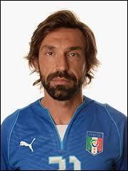Dans quel club joue ce milieu de terrain italien ?