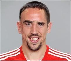 Quel a été le premier club professionnel de Frank Ribery ?