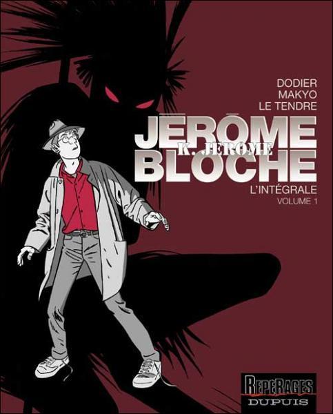 Bande dessinée : Dans la BD Jêrome K. Jêrome Bloche, le héros est :