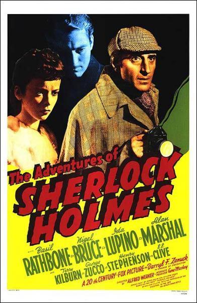 Sherlock Holmes a été joué par :