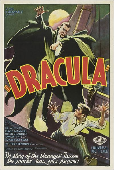 Dracula a été joué par :