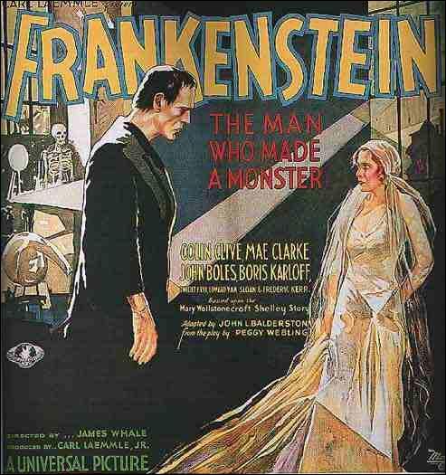 La créature de Frankenstein a été joué par :