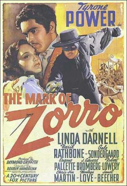Zorro a été joué par :