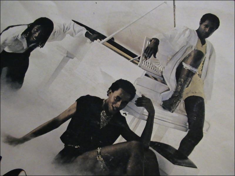 Quelle chanson du groupe ' Imagination ' illustre cette photo ?
