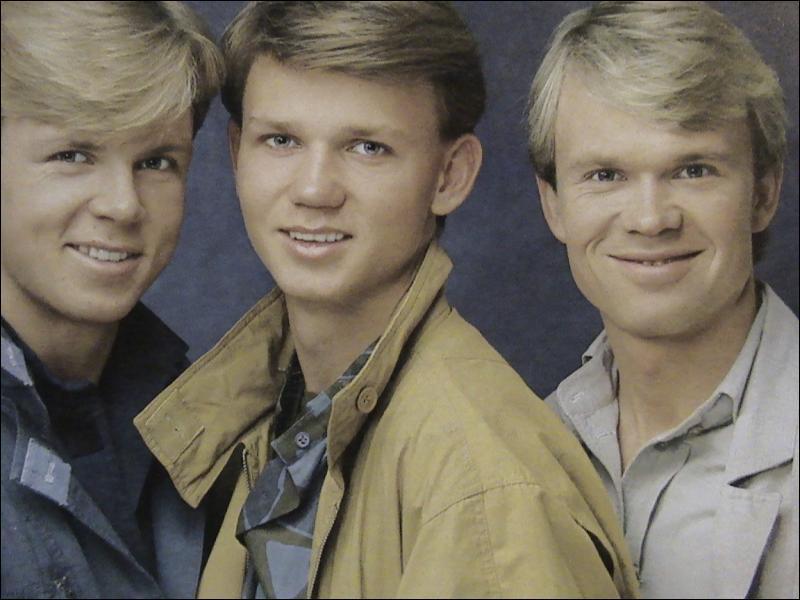Ils sont les gagnants du ' Grand Prix Eurovision '. . mais en quelle année ?