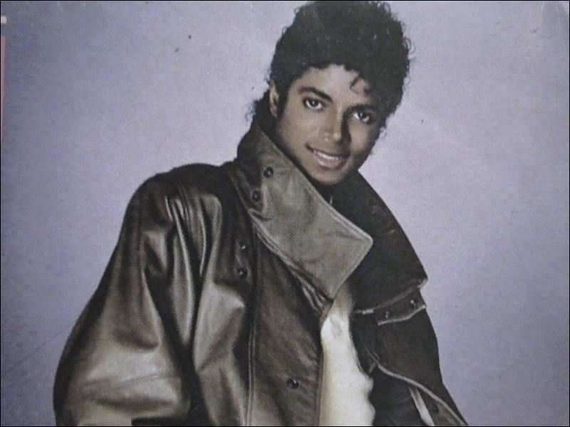 De quel Album de Michael Jackson est tirée cette photo ?