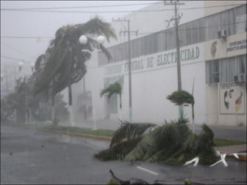 Quel est cet événement ou catastrophe naturelle ?
