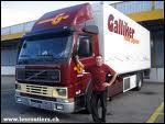 Je transporte des marchandises gràce à mon camion, je suis...