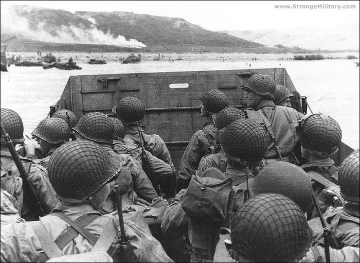 Histoire : Le D-Day, c'est le jour du débarquement de Normandie. Quand était-ce exactement ?