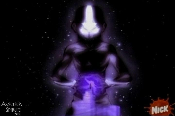Aang ne peut ouvrir son dernier chakra car :